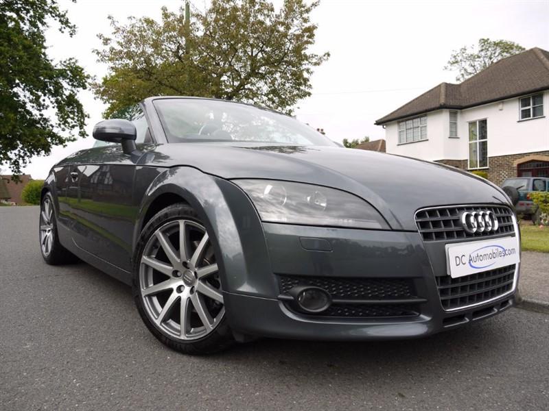 used Audi TT TFSI in surrey
