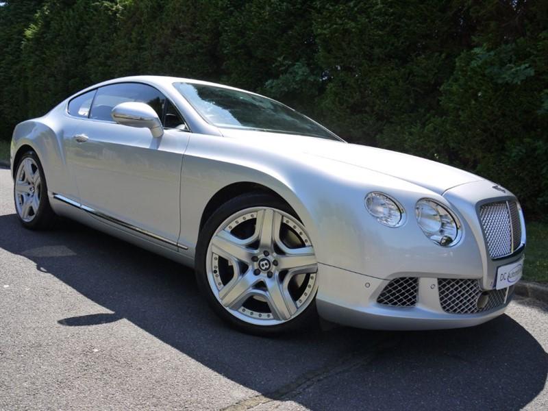 used Bentley Continental GT MDS in surrey