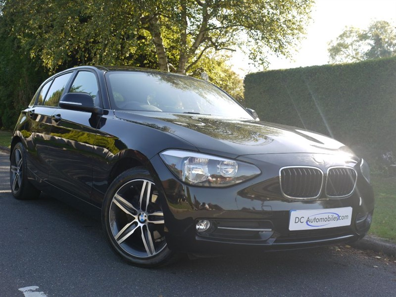 used BMW 116d SPORT in surrey