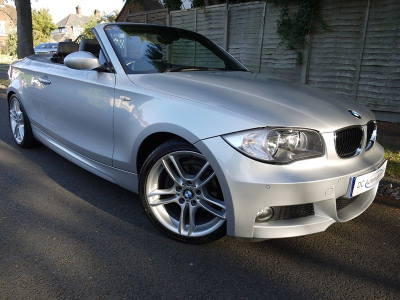 used BMW 118d M SPORT in surrey