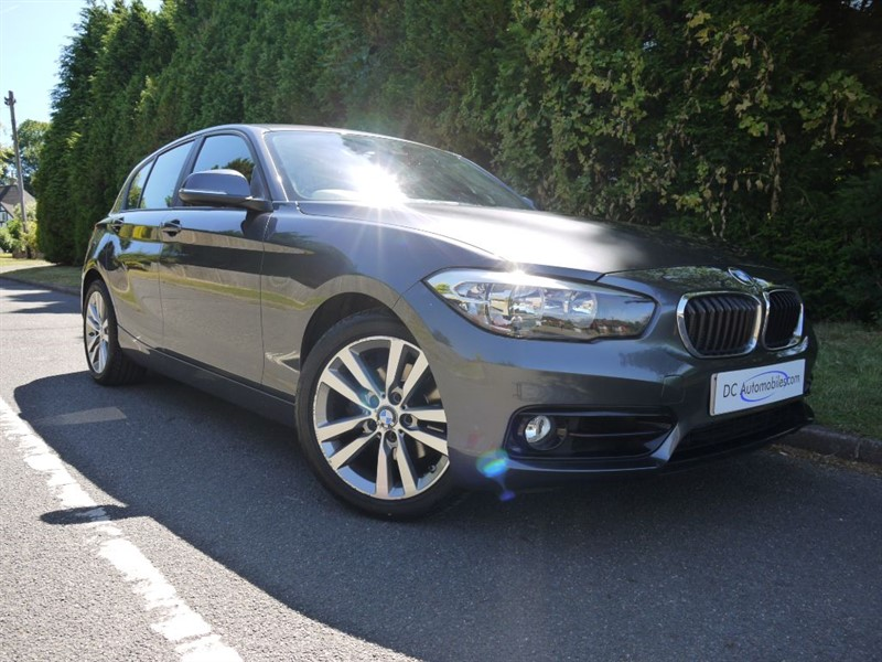 used BMW 120d SPORT in surrey