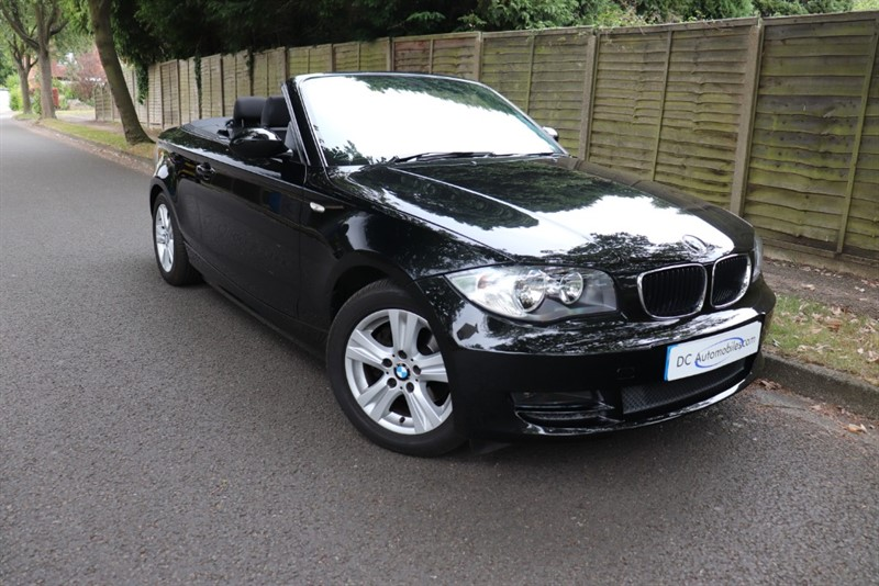 used BMW 120i SE in surrey