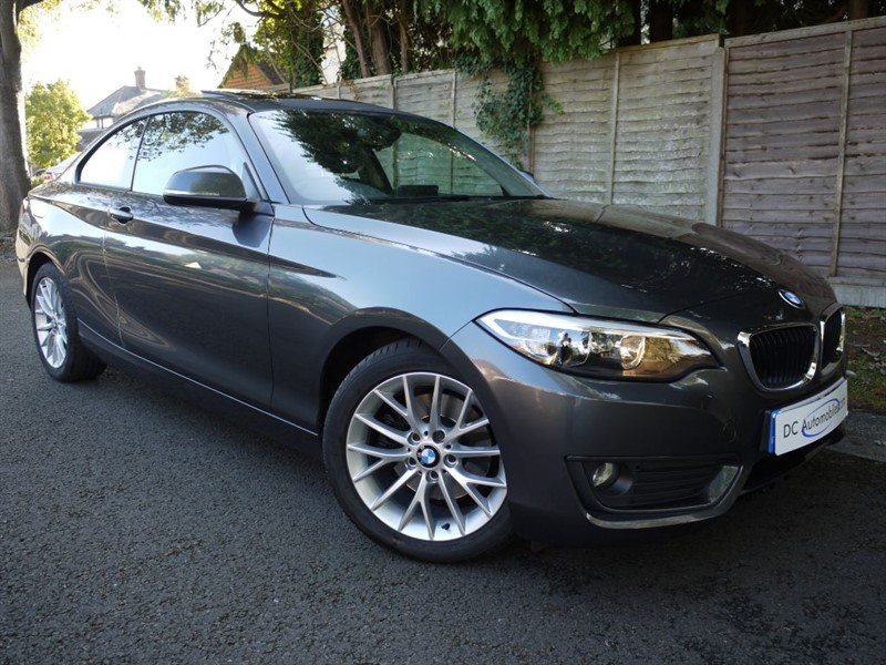 used BMW 220d SE in surrey