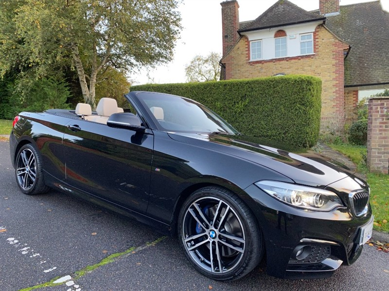 used BMW 230i M SPORT in surrey
