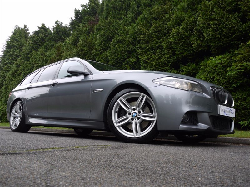 used BMW 530d M SPORT TOURING in surrey