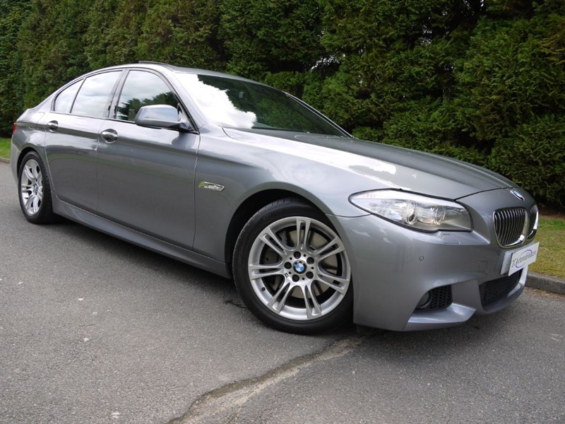 used BMW 535i M SPORT in surrey