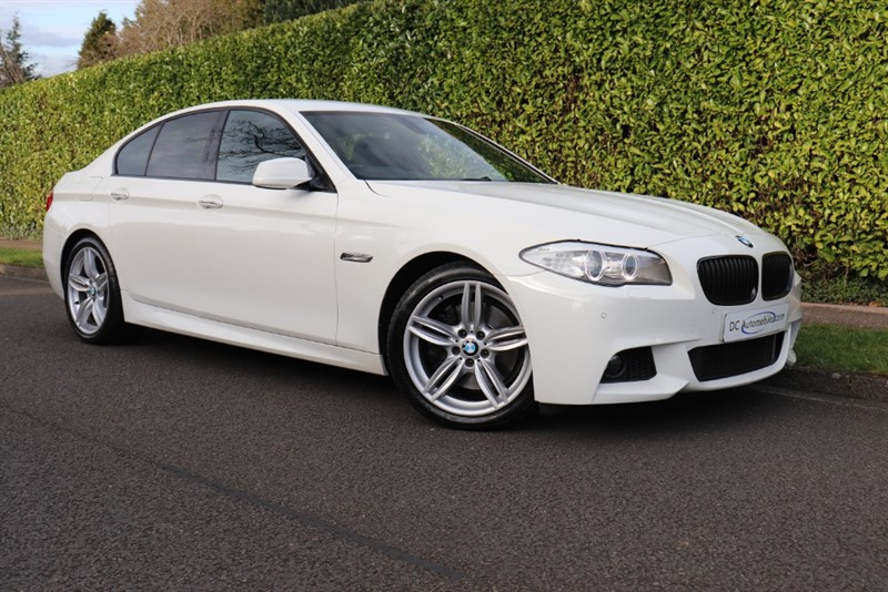 used BMW 535d M SPORT in surrey