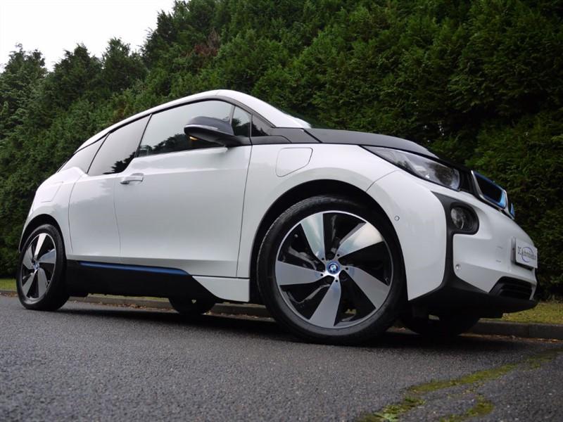 used BMW i3 I3 RANGE EXTENDER in surrey