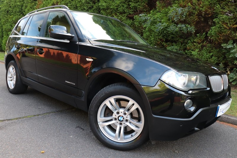 used BMW X3 XDRIVE20D SE EDITION PREMIUM in surrey