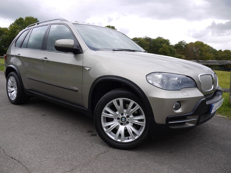 used BMW X5 XDRIVE35D SE in surrey