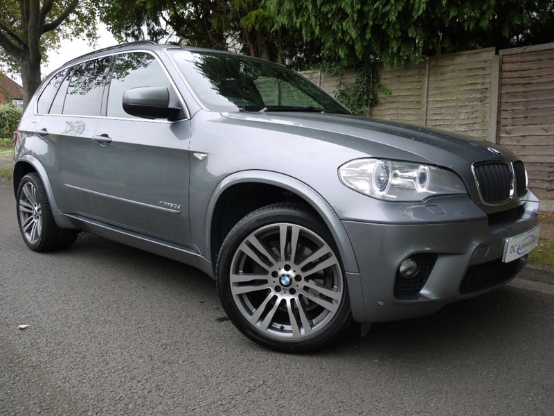 used BMW X5 XDRIVE30D M SPORT in surrey