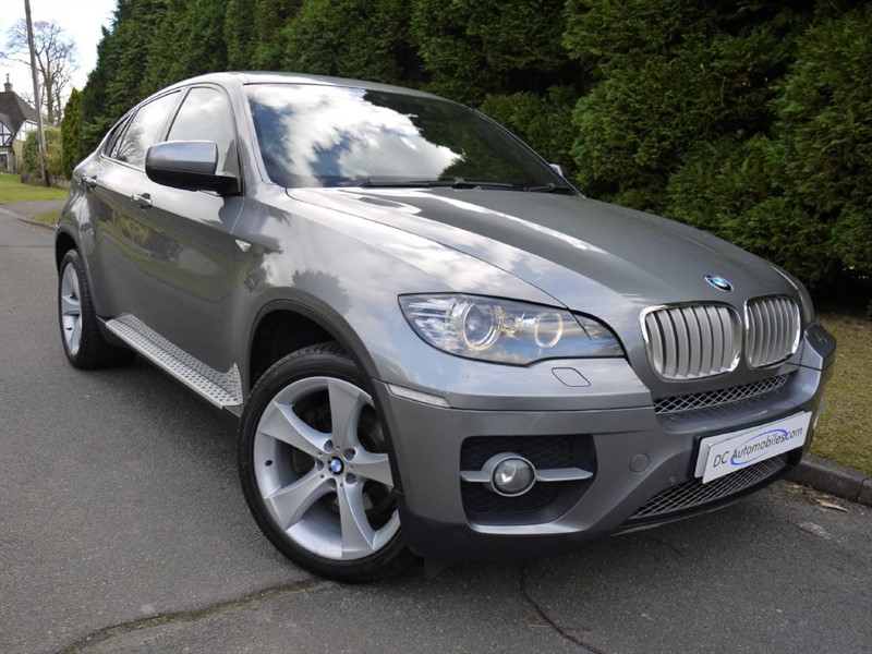 used BMW X6 XDRIVE35D in surrey