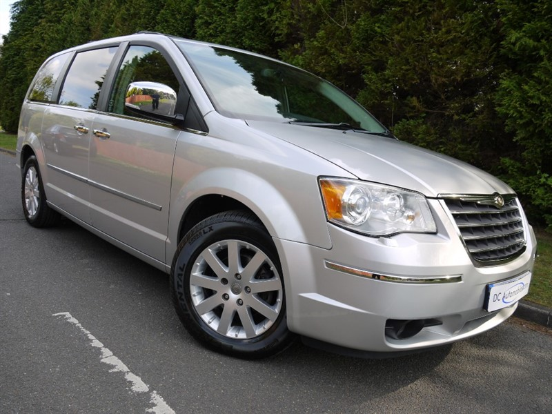 used Chrysler Voyager CRD GRAND LIMITED in surrey