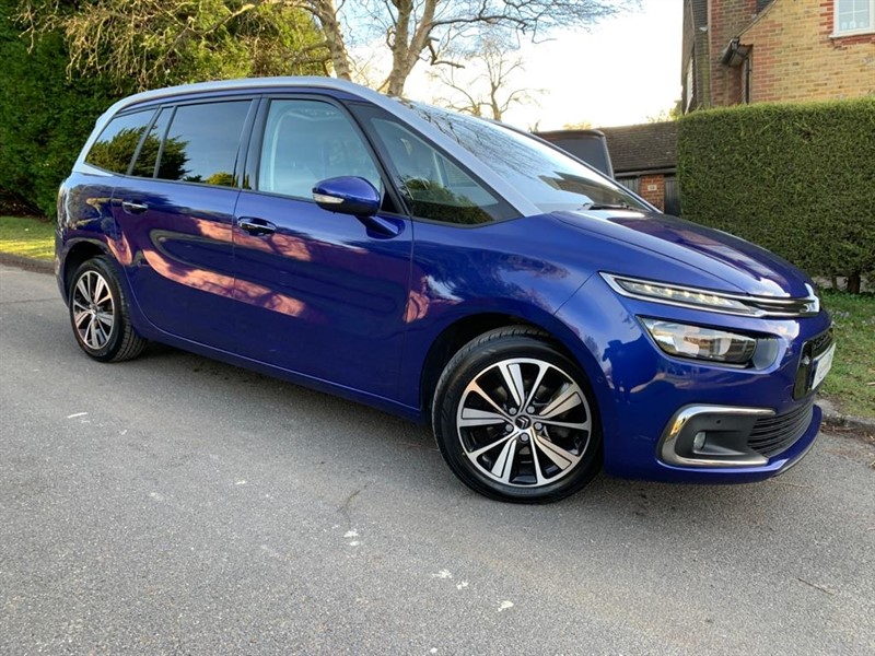 used Citroen C4 Picasso GRAND BLUEHDI FLAIR S/S EAT6 in surrey