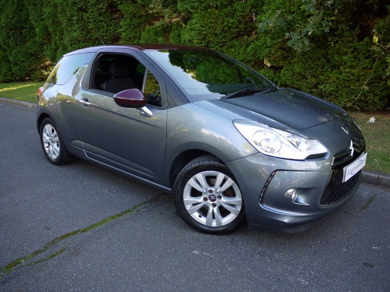 used Citroen DS3 DSTYLE in surrey