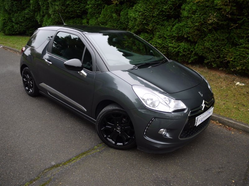 used Citroen DS3 DSTYLE PLUS in surrey
