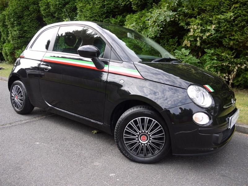 used Fiat 500 POP DUALOGIC in surrey