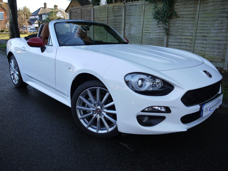 Fiat Spider for sale