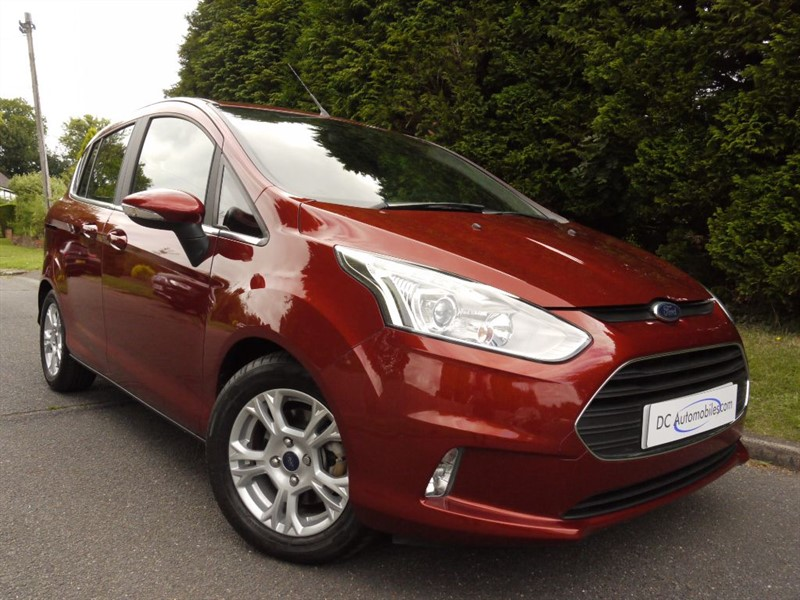 used Ford B-Max ZETEC in surrey