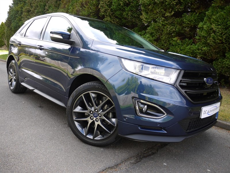 used Ford Edge SPORT TDCI in surrey