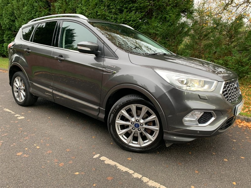 used Ford Kuga VIGNALE TDCI in surrey