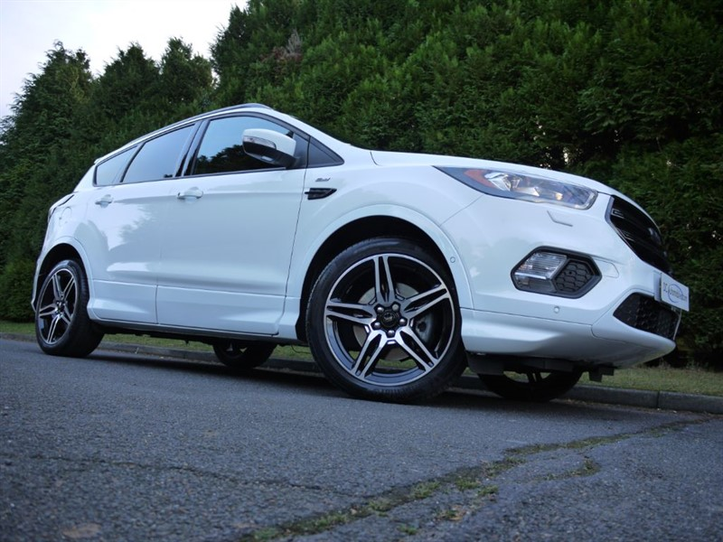 used Ford Kuga ST-LINE TDCI in surrey