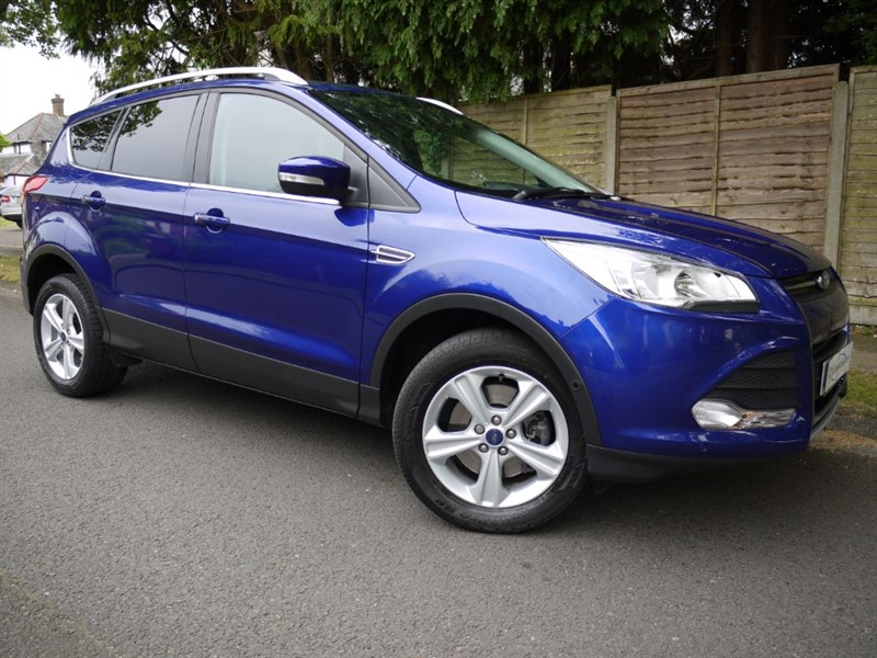 used Ford Kuga ZETEC TDCI in surrey