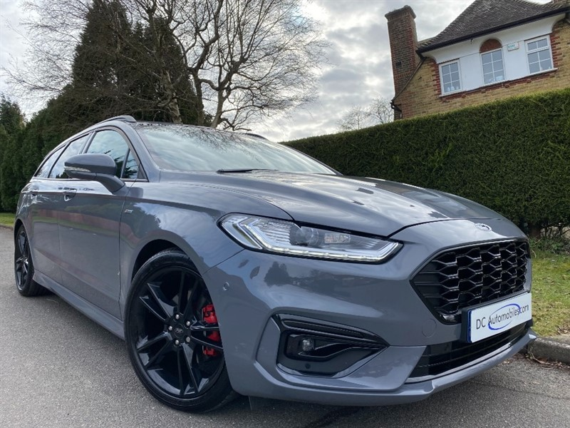 used Ford Mondeo ST-LINE EDITION ECOBLUE in surrey
