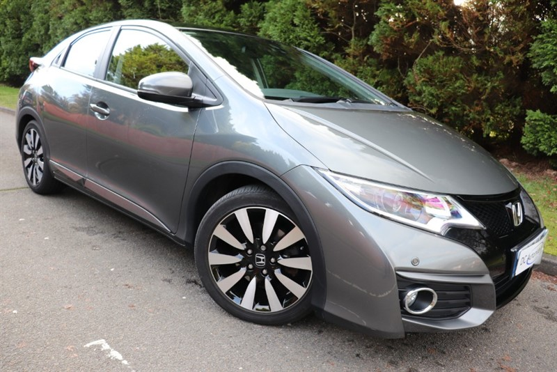 used Honda Civic I-VTEC SR in surrey