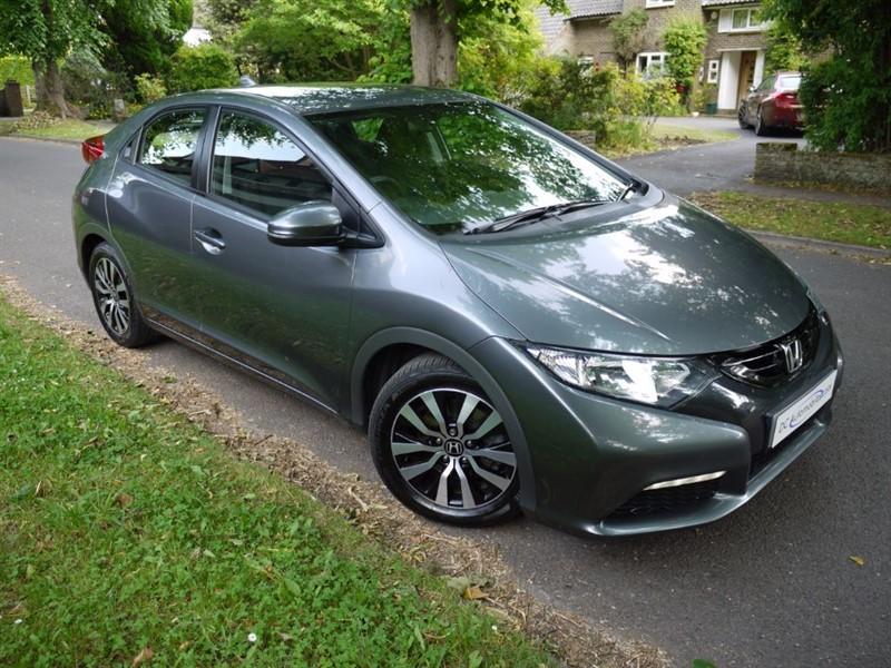used Honda Civic I-DTEC SE in surrey