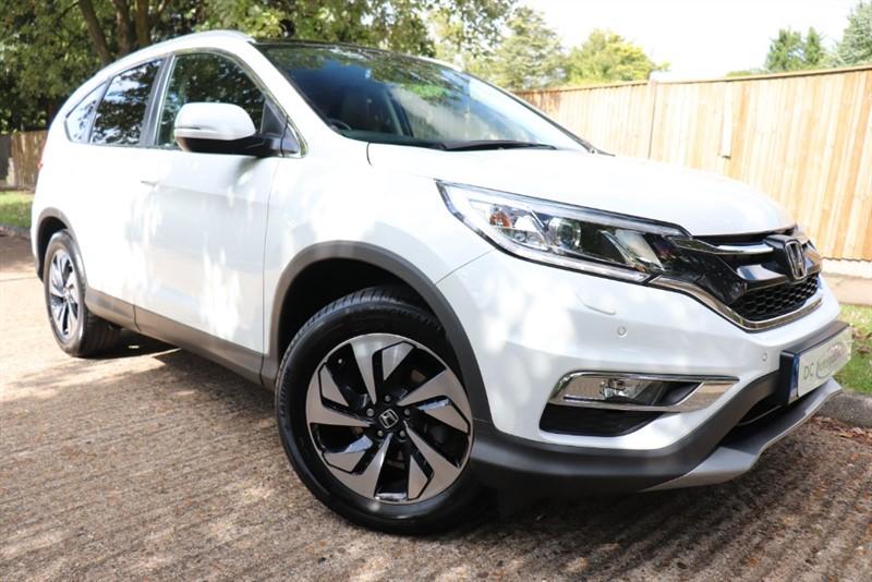 used Honda CR-V Exi V-TEC in surrey