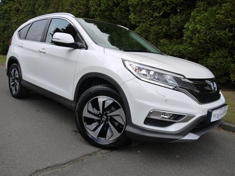 used Honda CR-V I-VTEC EX in surrey