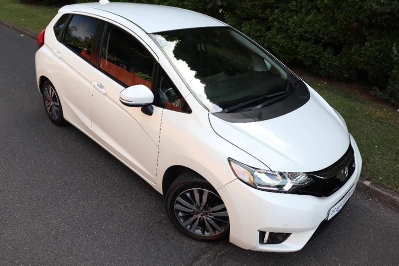 used Honda Jazz I-VTEC EX NAVI in surrey