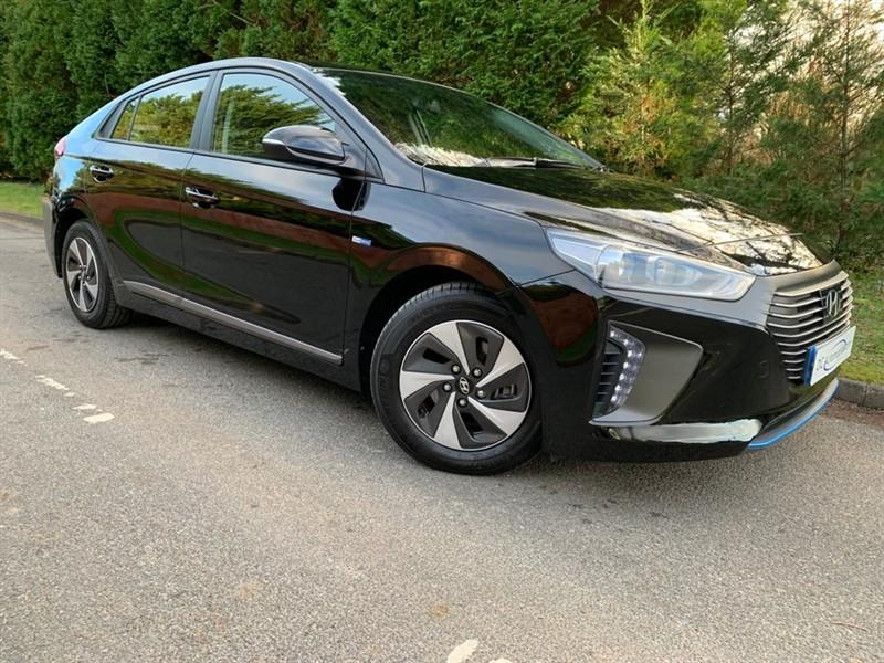 used Hyundai Ioniq SE in surrey