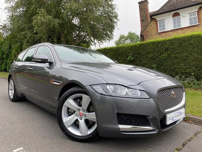 used Jaguar XF PORTFOLIO in surrey