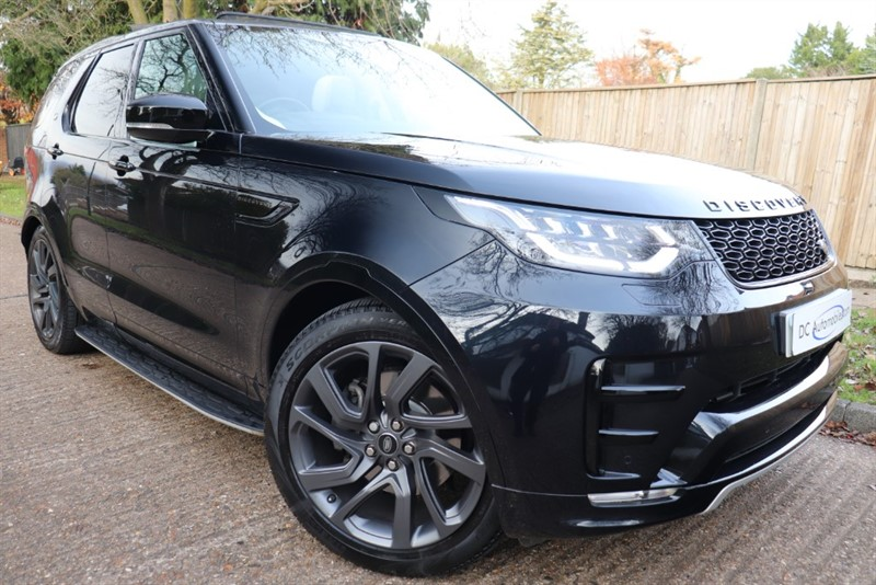 used Land Rover Discovery TD6 HSE in surrey