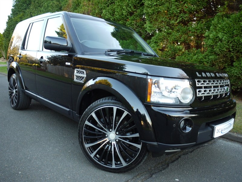 used Land Rover Discovery TDV6 HSE in surrey