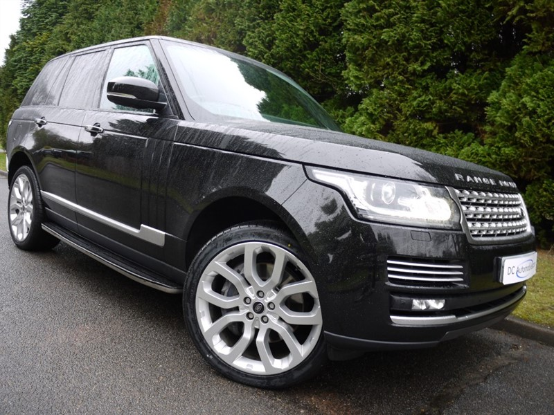 used Land Rover Range Rover SDV8 VOGUE SE in surrey