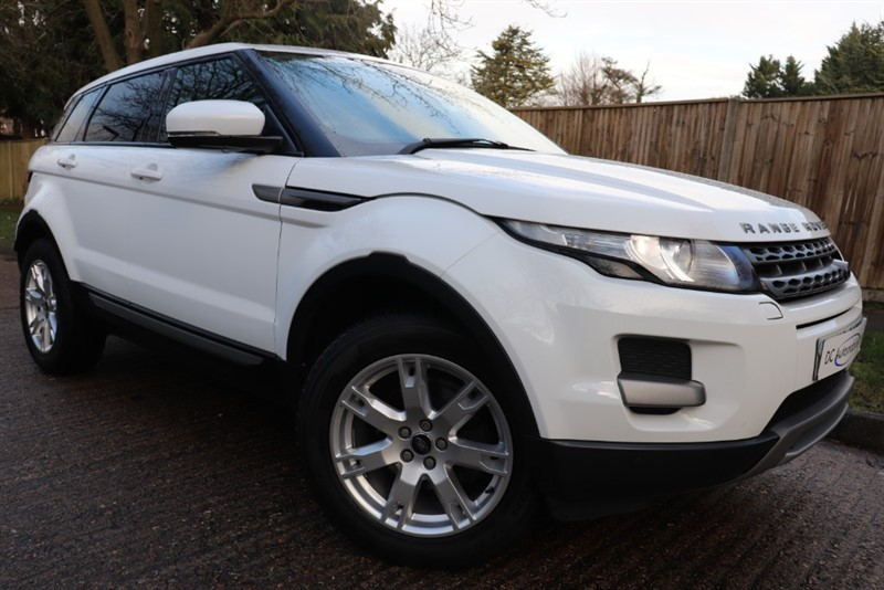 used Land Rover Range Rover Evoque SD4 PURE TECH in surrey