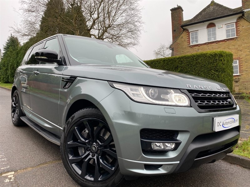 used Land Rover Range Rover Sport SDV6 AUTOBIOGRAPHY DYNAMIC in surrey