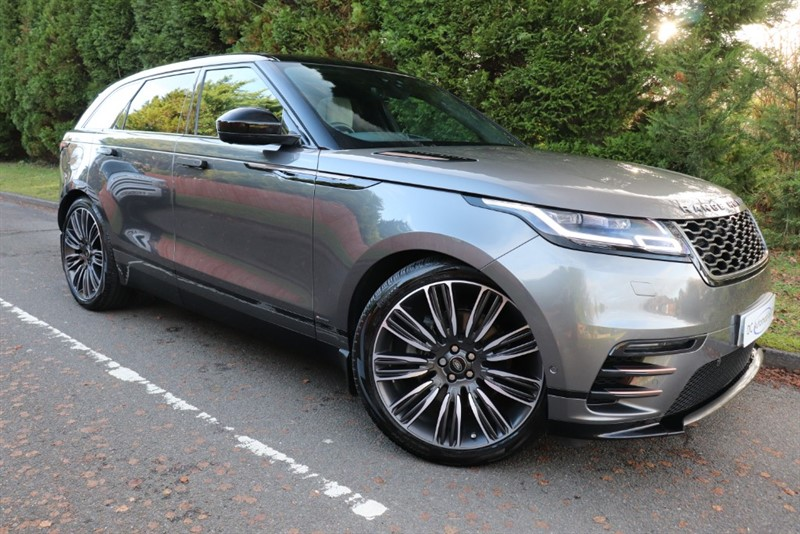 used Land Rover Range Rover Velar FIRST EDITION in surrey