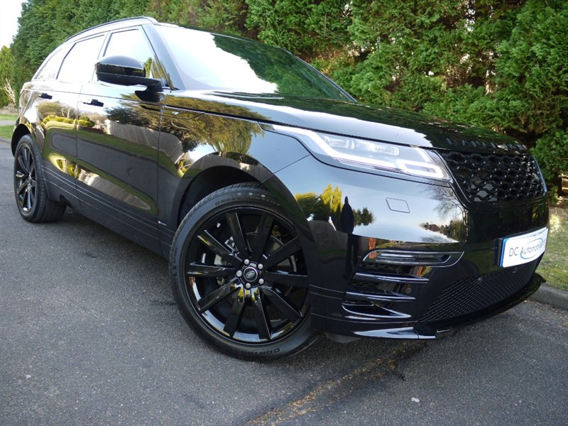 used Land Rover Range Rover Velar R-DYNAMIC S in surrey