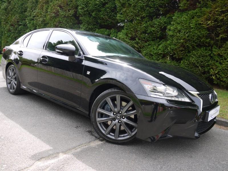 Lexus GS 450h for sale
