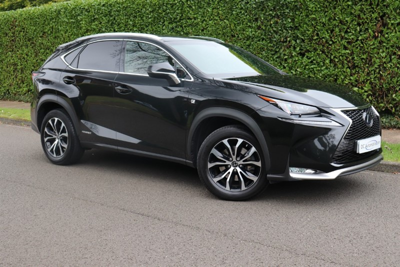 used Lexus NX 300h 300H F SPORT in surrey