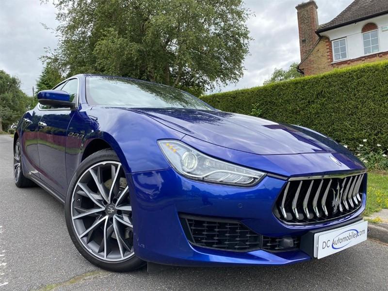 used Maserati Ghibli V6 in surrey