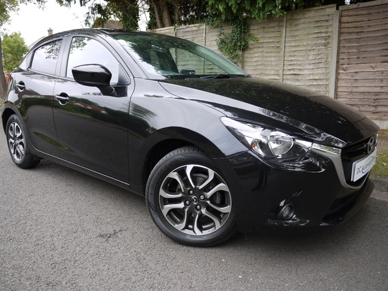 used Mazda  2 SPORT NAV in surrey