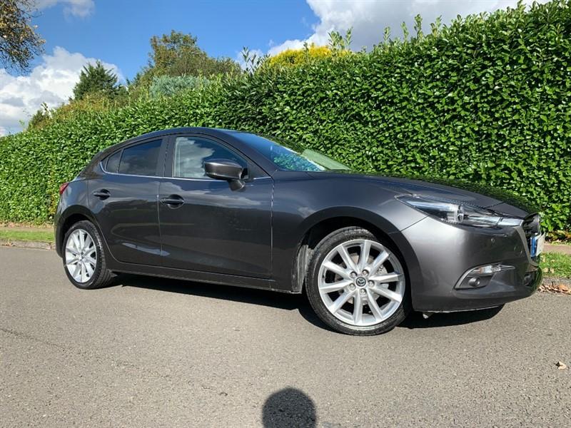 used Mazda Mazda3 SPORT NAV in surrey
