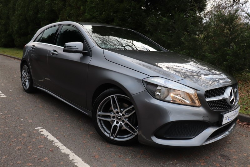 used Mercedes A200 A  D AMG LINE in surrey