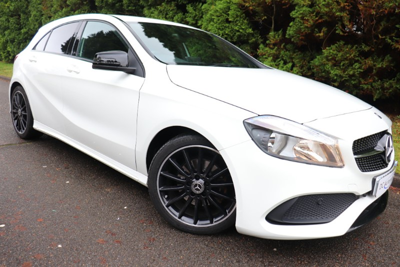 used Mercedes A200 A  AMG LINE in surrey