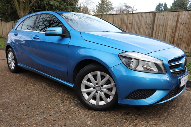 used Mercedes A180 BLUEEFFICIENCY SE in surrey